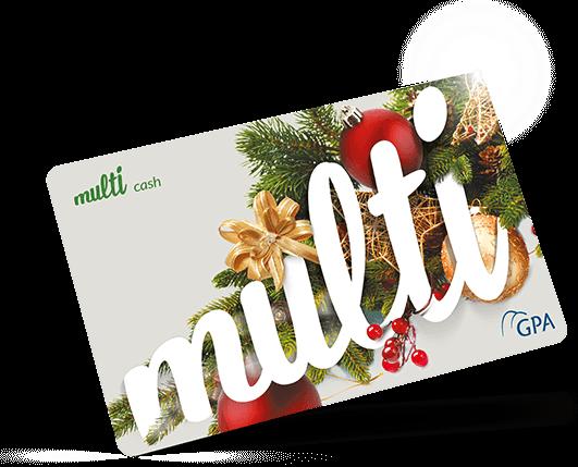 Multicash Natal - Multibenefícios GPA